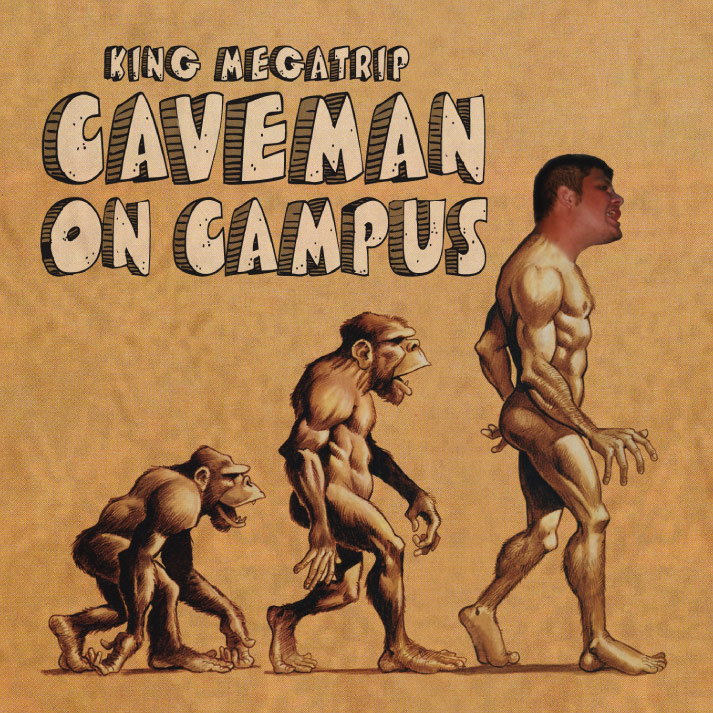 Caveman on Campus image