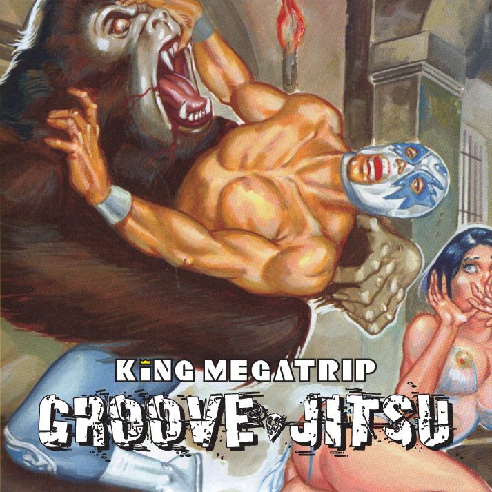 Groove-Jitsu cover